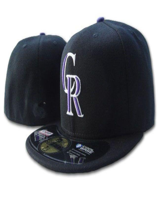 Tutti i team misura i cappelli Mariners e Brewers e Expos baseball cappelli ricamato LA lettera marchio Pieno Chiuso Cappellini Unisex