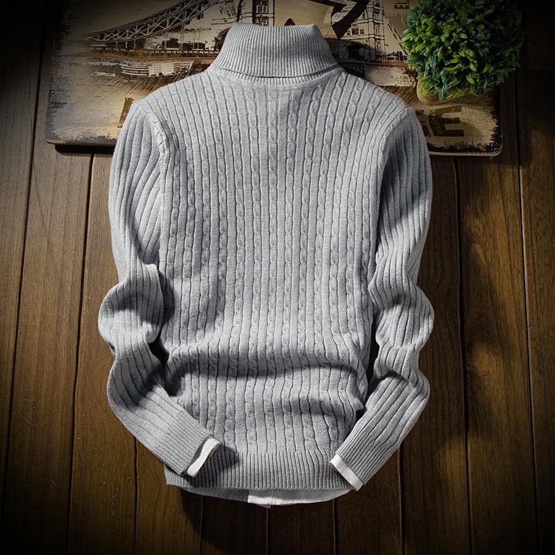 2021 Primavera y meta Slim Fit Tensión de invierno Men Jersey Shirt Manipulación masculina L511