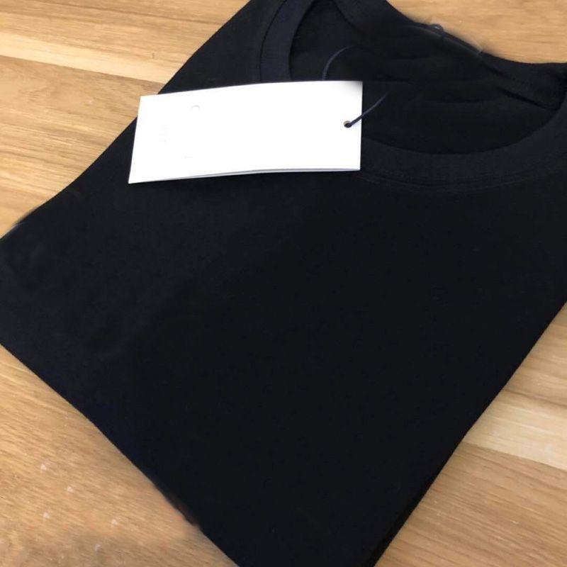 통기성 100 % 코튼 망 티셔츠 반 축소 여성 티셔츠 새로운 패션 남성 여성 T 셔츠 망 세련된 인쇄 짧은 소매 남성 탑스