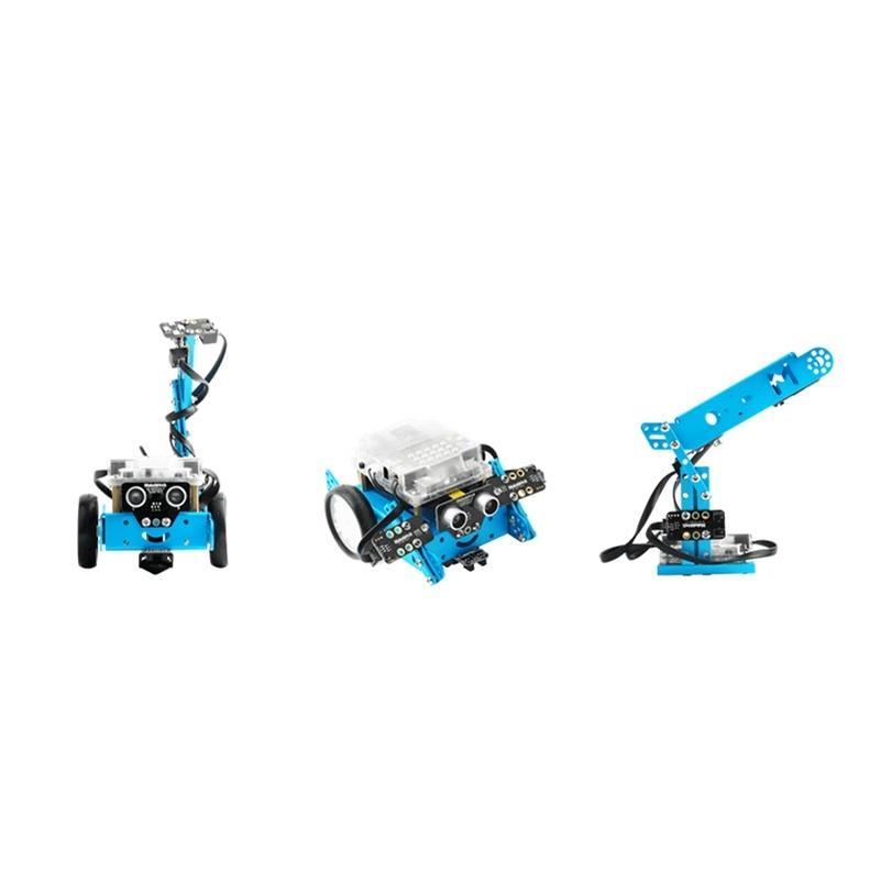 Makeblock Interactive Light Sound Robot Add-on Add-on Package предназначен для MBOT, 3-в-1 робота Add-on, 3+ формы 201218