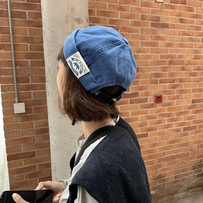 Bonnets de designer Summer Unisexe Femmes Designer Applique Applique Casquettes Casquettes de crâne Docker Docker Chapeaux Réglable Retro Hip Hop