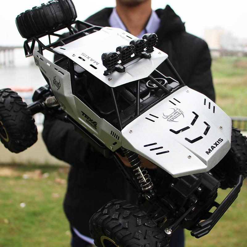1/12 RC Auto 4WD Klettern Auto 4x4 Doppelmotoren Drive Bigfoot Auto Fernbedienung Modell Offroad Fahrzeug Spielzeug für Jungen Kinder Geschenk 201203