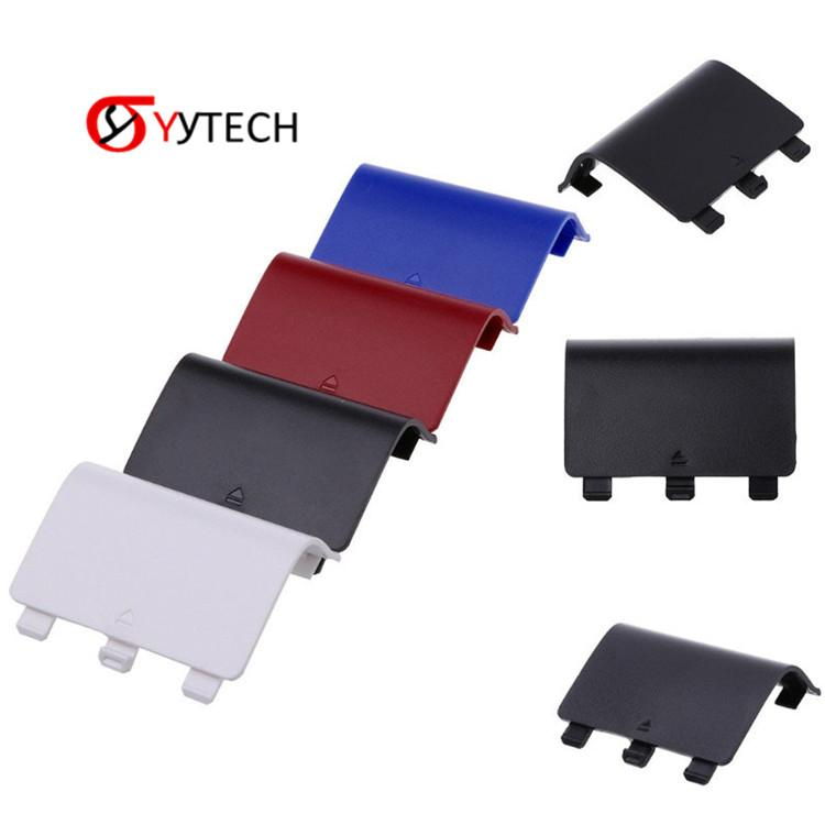 SYYTECH Replacement Parts Wireless Controller Shell Battery Back Cover for X Box One Other Game Accessories