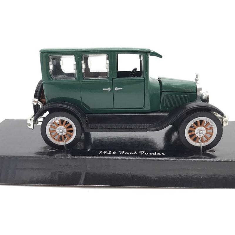 12 سنتيمتر 1:32 مقياس سبائك معدنية الكلاسيكية ثابت 1926 الكلاسيكية السيارات نموذج سيارة نموذج دييكاست المركبات اللعب f الأطفال Y200109