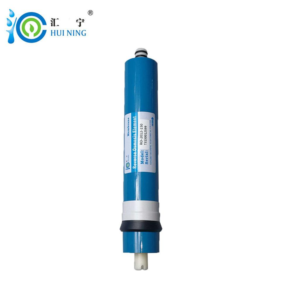 Yüksek Kalite Ters Osmoz Membran Akvaryum Su Filtresi RO 150 GPD RO-2012-150 Su Filtresi Y200922