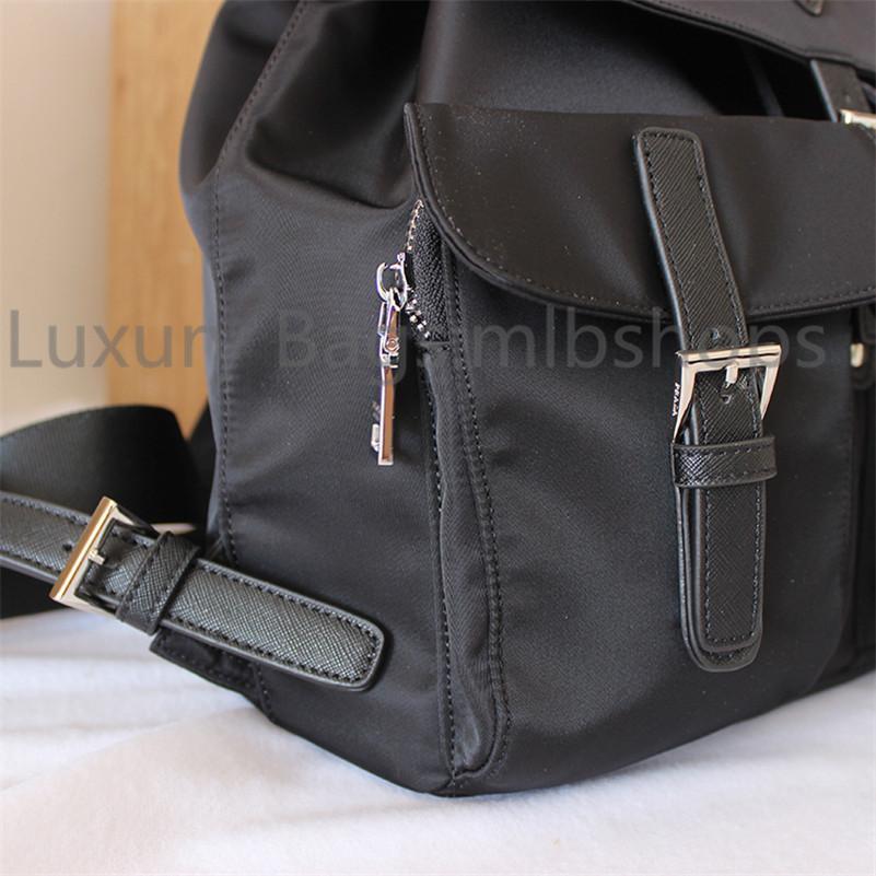 Diseñadores de lujo estilo moda para mujer bolsos para mujer paracaídas impermeable embrague de alta calidad bolsa de lona mochila 2021 bolsas FUFGS