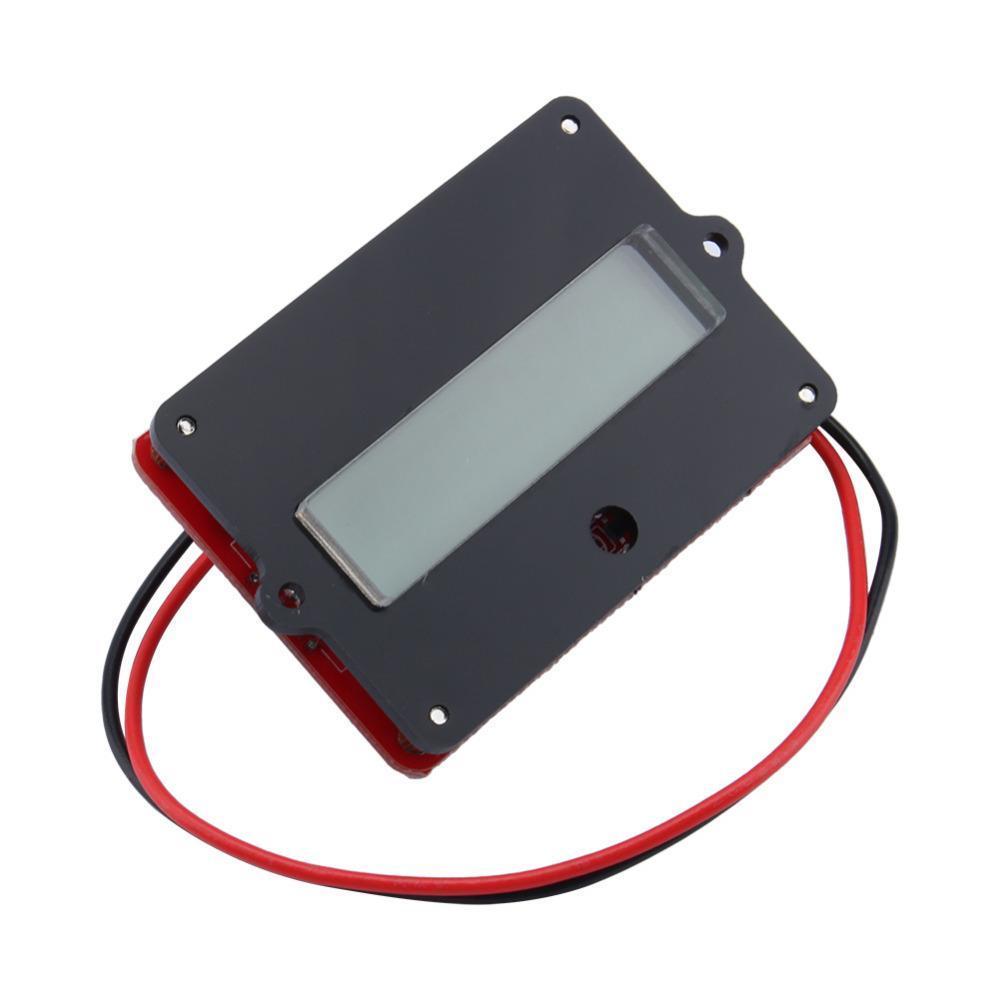 LY5 Evrensel Profesyonel LCD Güç Ekranı Pil Kapasitesi Test Cihazı için 12 V - 48V Kurşun-Asit Lityum Hücre Lipo Pil