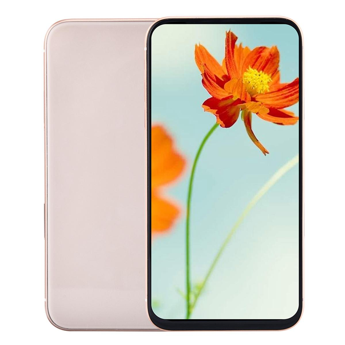 6.5 6.7 inç Tüm Ekran IPS HD + Goophone I12 I11 Pro Max 5g Akıllı Telefon 3g WCDMA Dört Çekirdekli 2 GB 16 GB Android 10 Yüz ID Kablosuz Şarj GPS 13.0MP Kamera Akıllı Telefon Grafit