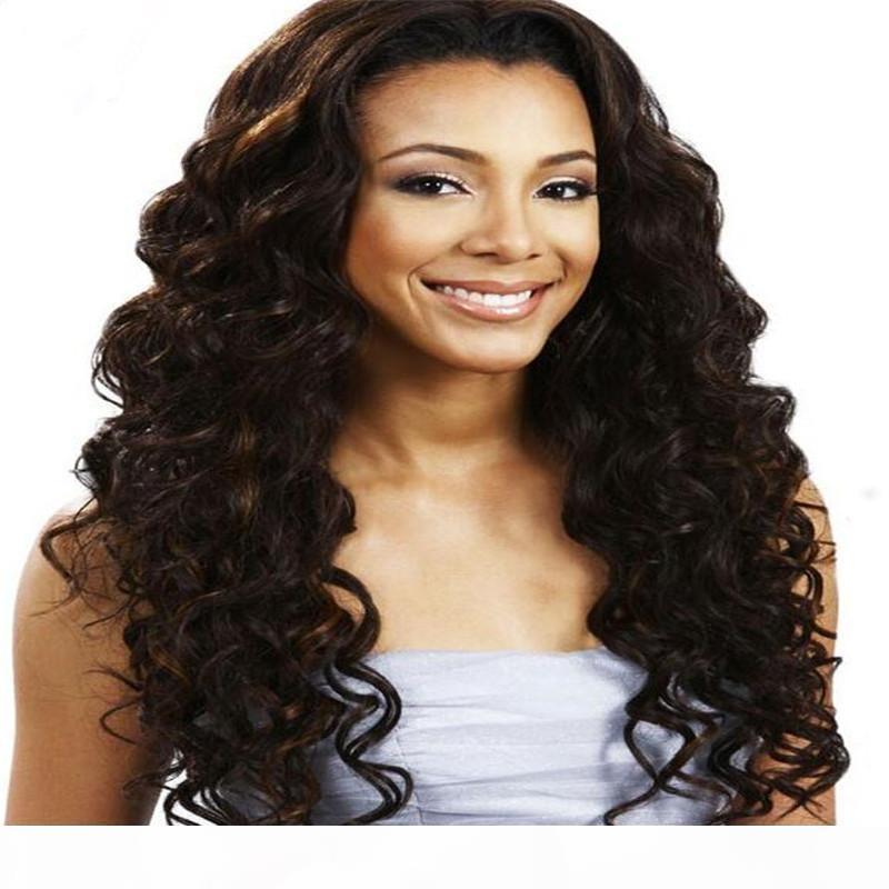 6A Pelucas de encaje completo de alta calidad de alta calidad con pelucas de encaje superior de seda de pelo natural peluca frontal de encaje rizado.