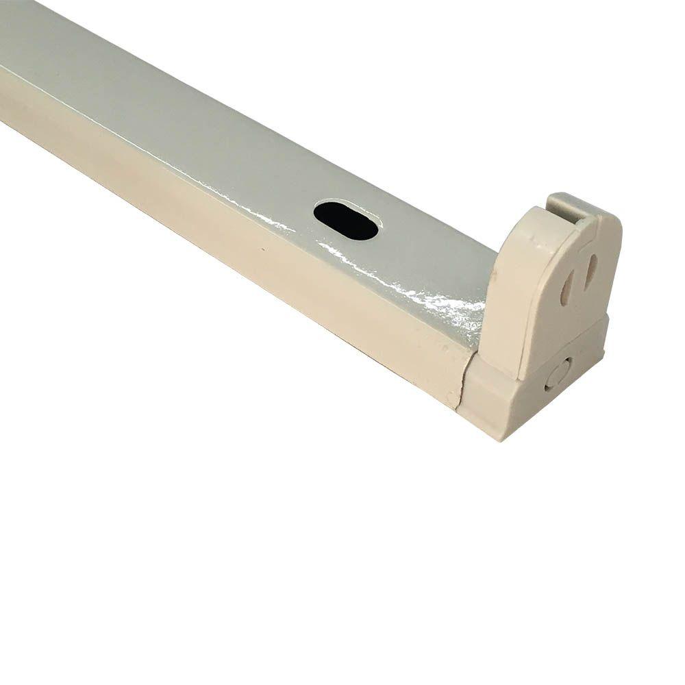 LED 튜브 고정 장치 T8 통합 LED 튜브 지원 철 브래킷 5ft 1500mm LED 튜브 정착물, 50pcs / lot, 무료 배송