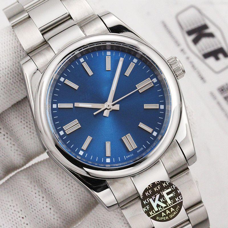 Orologi da uomo in acciaio inox Filo solido Automatico 2813 Orologio meccanico Men Big Date Presidente Desinger WristWatches Montre