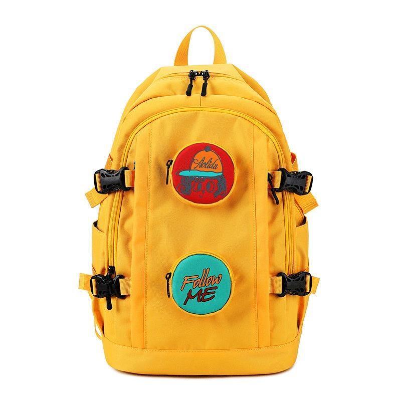Reisen Neue Koreanische mittlere Frauenstudenten 'Trend Schoolbag Trade Rucksack Tasche 2019 Schulfreizeit Kleine fremde FVCMI