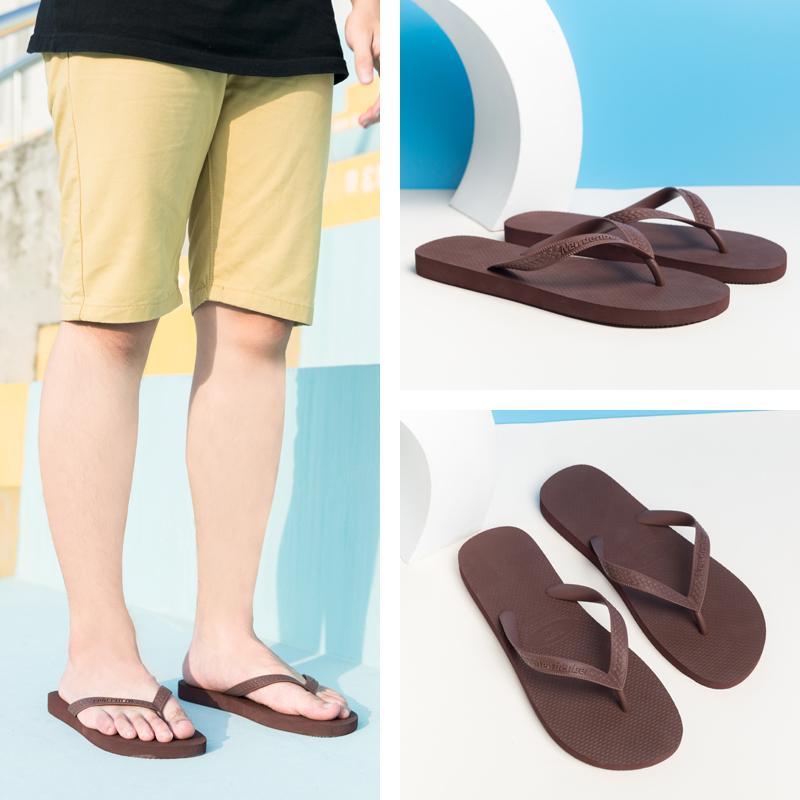 Sandalias para hombres Summer Beach Slippers Men Super Light Male Flip Flaops Gran tamaño 36-50 Slippers para Hombre Puntoufle Homme J1209