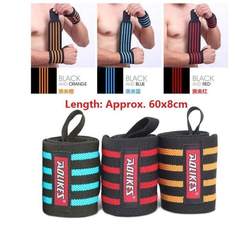 1 шт. Высокая эластичность спортивные повязки / браслеты / упражнения для ладони / баскетбольные процедуры.