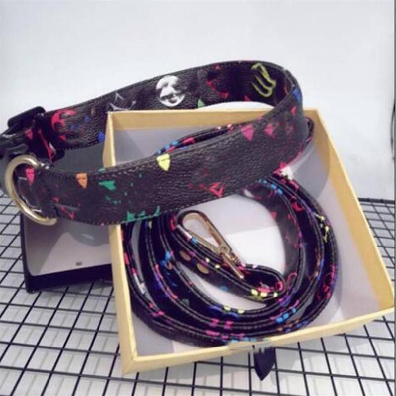 Vintage ajustable mascotas collares ins estilo letras Schnauzer PU correas 3 colores personalidad encanto bulldog cuello correas