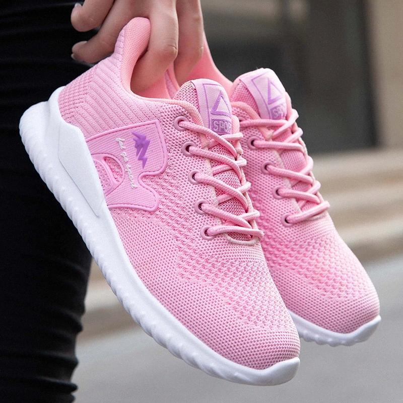 NOUVEAUX FEMMES RUNING chaussures chaussures de sport extérieures respirantes chaussures de sport léger pour hommes confortables chaussures de formation d'athlétisme # Si6d
