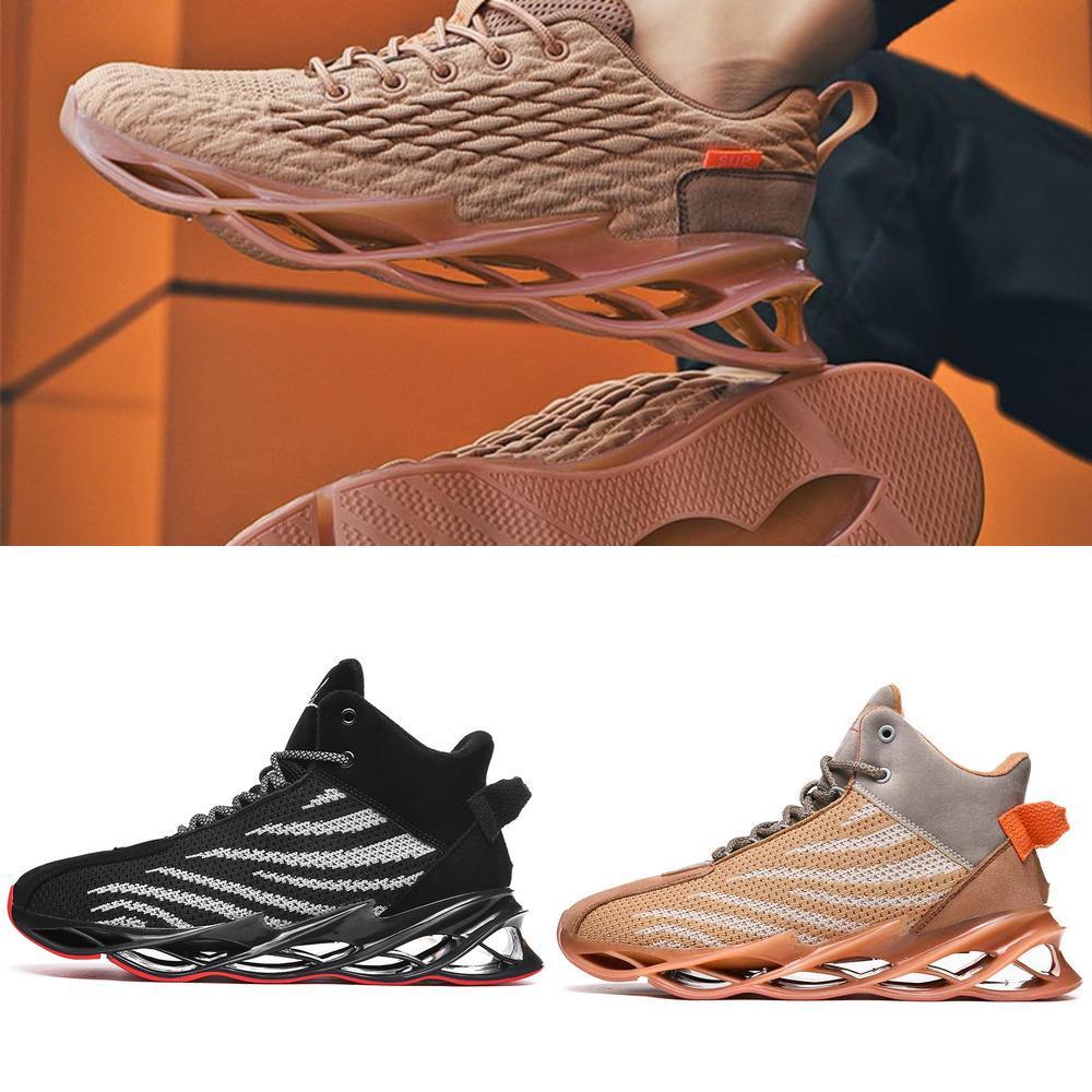 Chaussures de course respirantes pour hommes Whiteale Orange White All Black Green Mens Designer Entraîneurs de camping Randonnée Chaussures d'extérieur