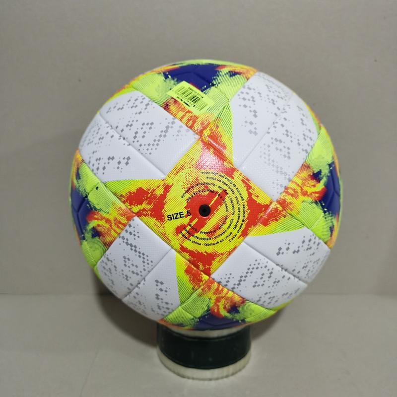 Vente chaude blanche 8ft * 5ft portable portable enfants PVC plastique enfants équipement de formation de football butte de football post net