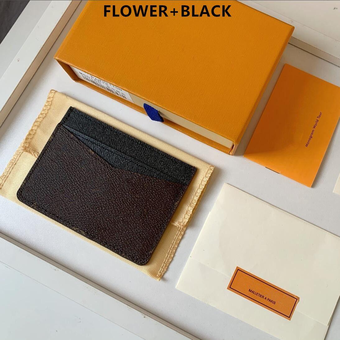 Femmes Homme Designers Classic Titulaire de la carte Portefeuille Mens Femmes Luxurys Sacs à main en cuir Porte-Porte-Porte-Porte-Portefeuilles