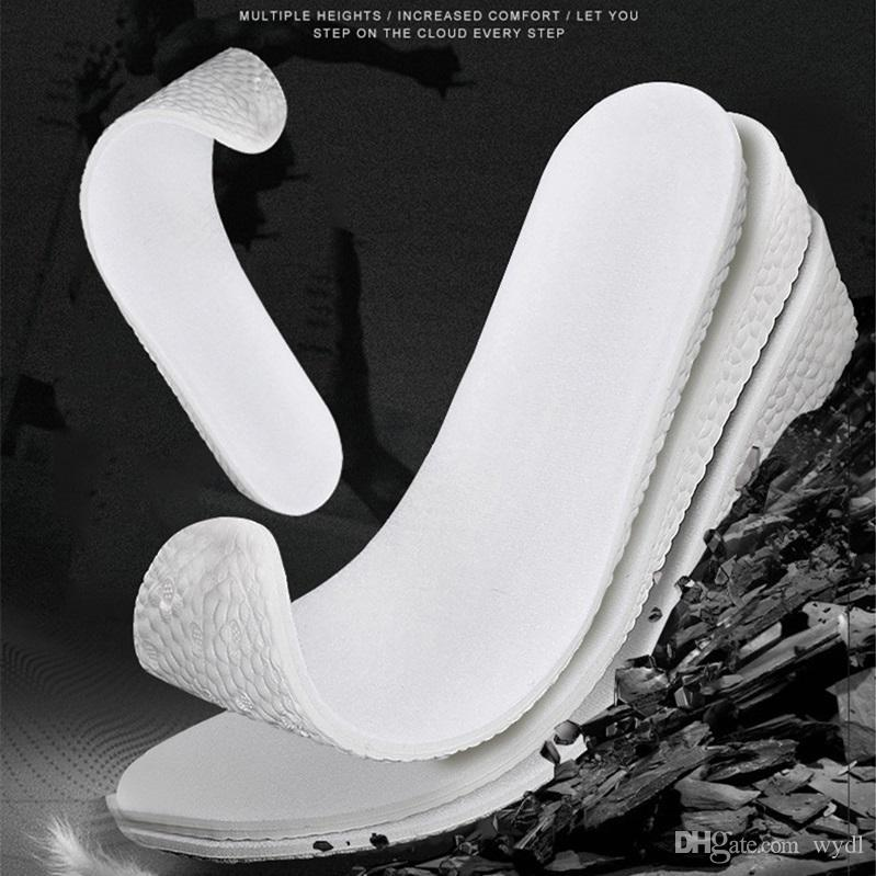 High-Quality Hot-Selling Heightened Insoles Cushion Height Adjustable Cut Heels Tall Women Men'S Neutral Quality Foot Pads
