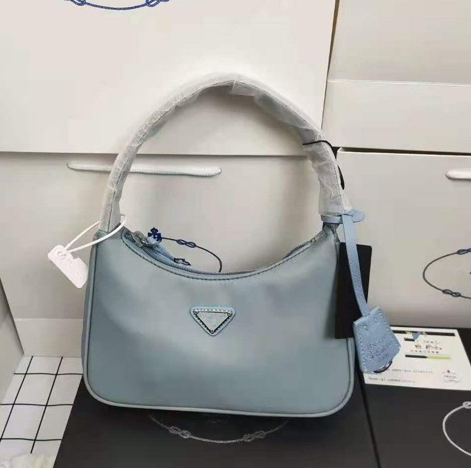 Сумочка распродажа бесплатных много мешок дизайнеры Re Colours плечо нейлоновые издание сумки горячие 2005 нейлоновые сумки женские сумки классические доставки CCTXS