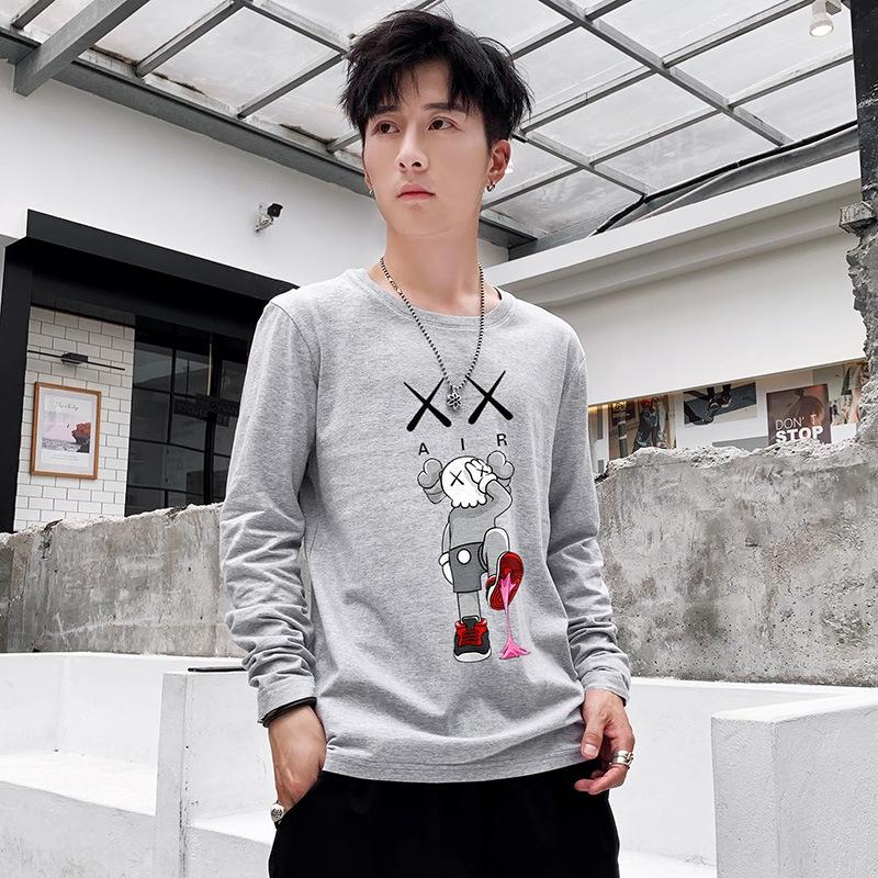 ZXA7 LIVRAISON GRATUITE Taille chinoise S-XXXL par T-shirt Hood Hood air HBA X Été Blank Kanye Trill Imprimer HBA T-shirt 5 Couleur 100Cotton