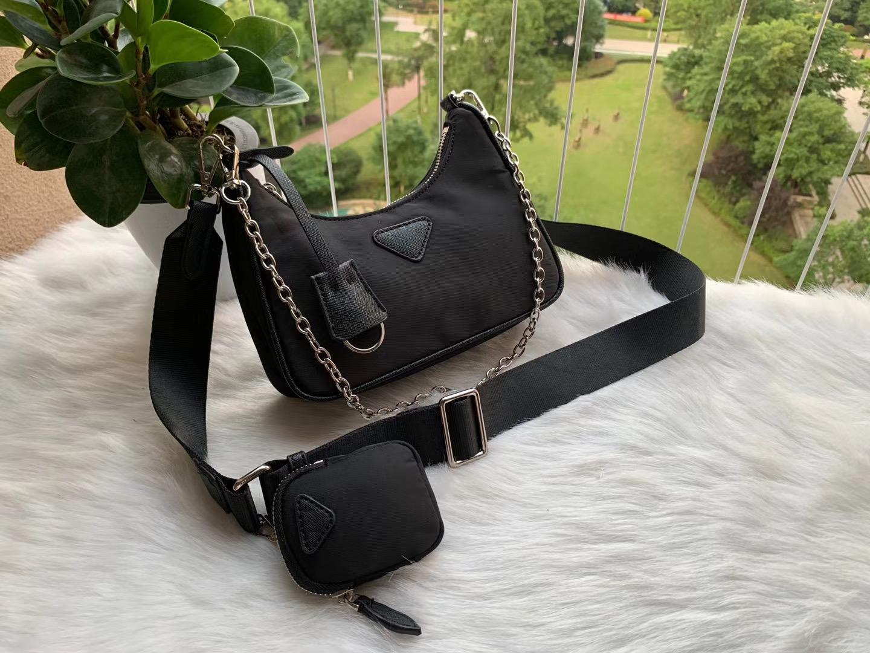 Deisigner Messenger Cofre para Paquete de Hombro Lady Handbags Tote Cadenas Bolso Bolso Presbiopic Monedero Diseñador Bolso Bolsos Wholesale Lienzo LRFF