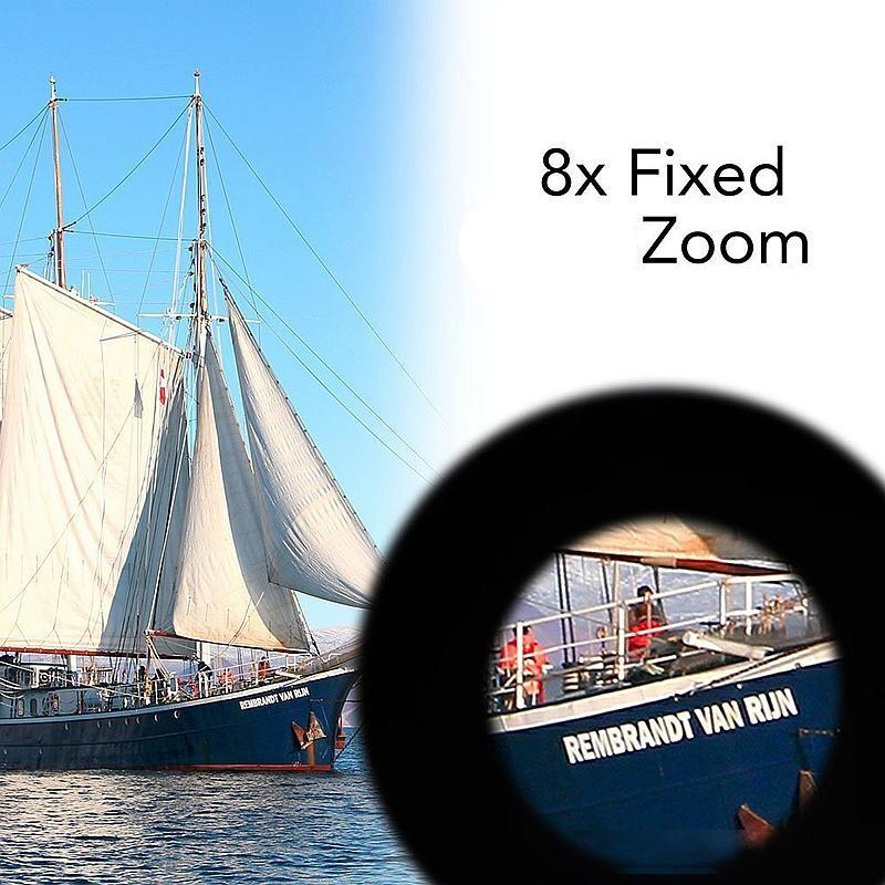 10x25 HD Monoculaire Professionnel Telescope Daul Focus Film Vert Poche Spyglass pour la chasse Portée touristique de haute qualité