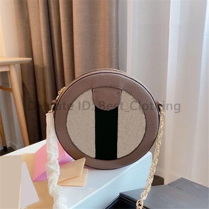 جولة حقيبة القمر مصمم الكلاسيكية النساء أزياء دائرة الكتف مع القوس خمر الماس شعرية المشارب معدنية الصليب الجسم أكياس