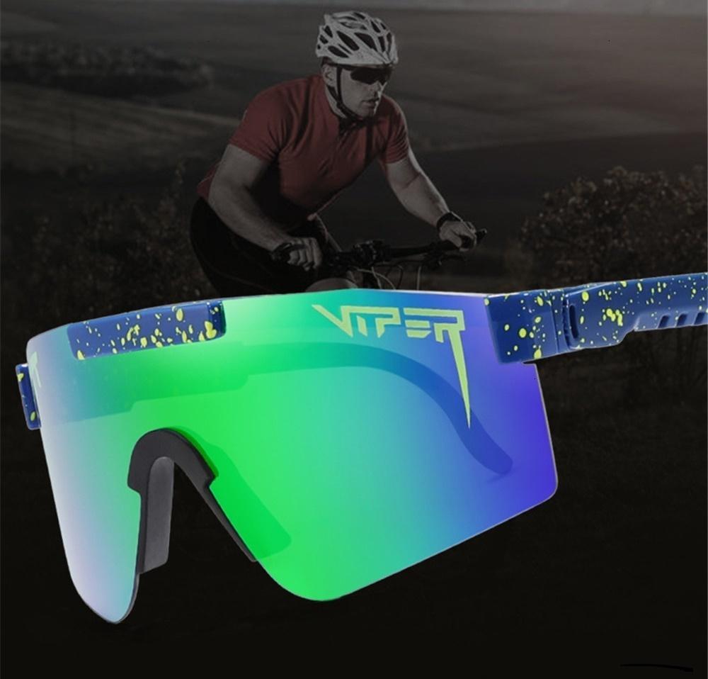 Viper Sports Pit The Wide Specialist Polarized Double Sunglasses 2000 1993 Gafas T1B5 ENUOQ
