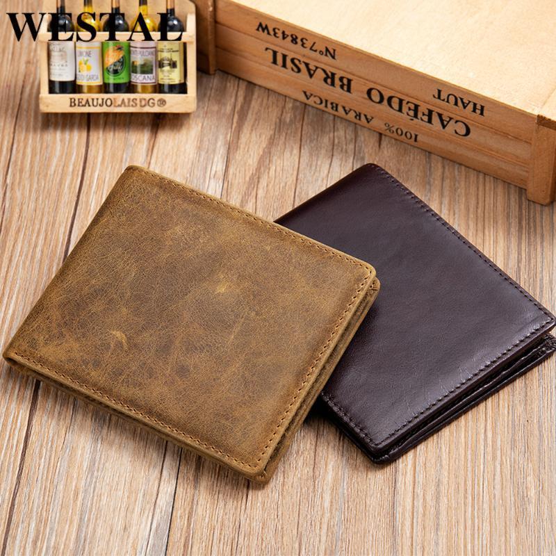 Woodal мужская Blix Slimfold кошельки кошельки мужские RFID ID бифольдированные кошельки держатель для путешествий тонкий мужской кошелек денежные сумки 7444