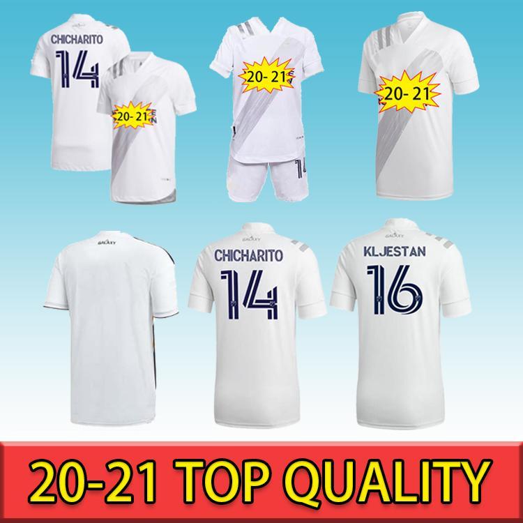 2020 chemise de football de la LAFC MLS Football Shirt Home and Away + Wortif pour enfants Jeunesse Los Angeles Football Club Vela Uniforme Top Qualité plus Th