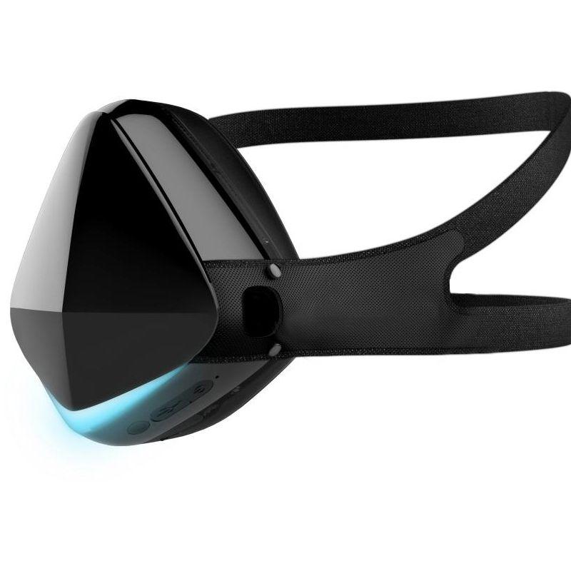 Маска для лица Smart FaceMask HH01 Портативный мини-очиститель воздуха с фильтром PM2.5-доказательством маскировки красивое и высокое качество