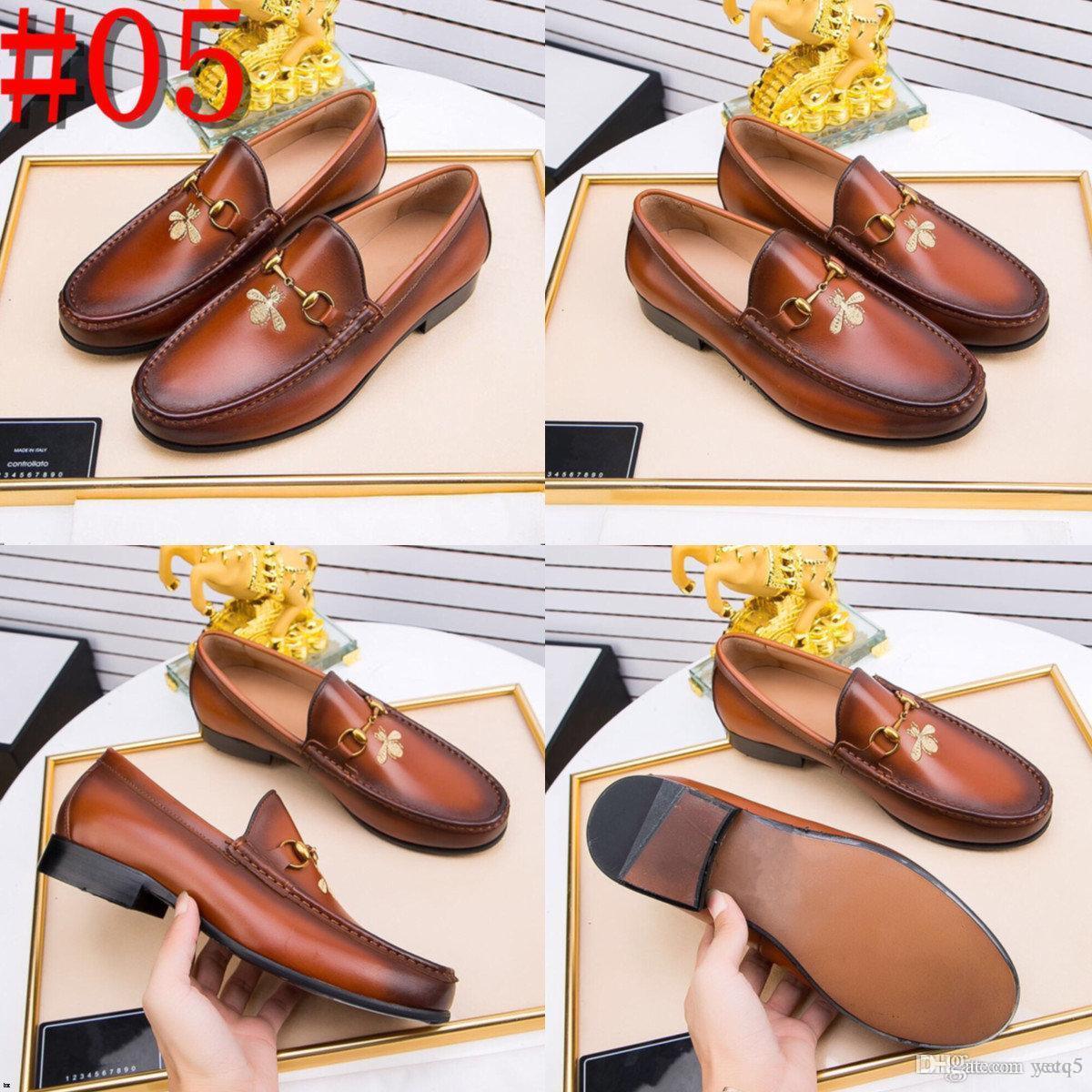 C5 21SS Pelle in pelle scamosciata in pelle di lusso scarpe da uomo Oxford scarpe casual scarpe classiche sneakers confortevoli calzature scarpe da calzatura scarpe da ampia dimensione appartamenti 22