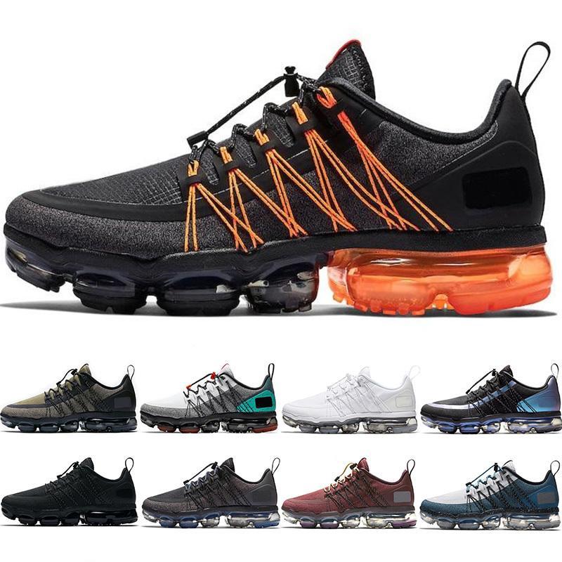 Utilité hommes courir des femmes chaussures de course noir orange laser fuchsia moyen olive olive bourgogne béguier