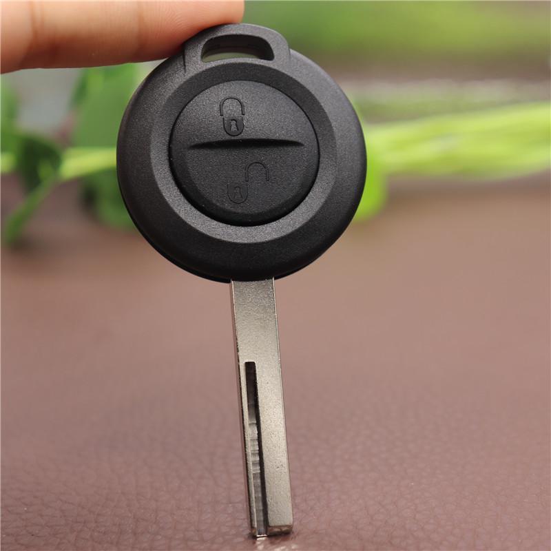 Новые 2 кнопки удаленный ключ корпус лезвия для Mitsubishi Colt Warior Carisma SpaceStar замена смарт-ключа Key для Mitsubishi