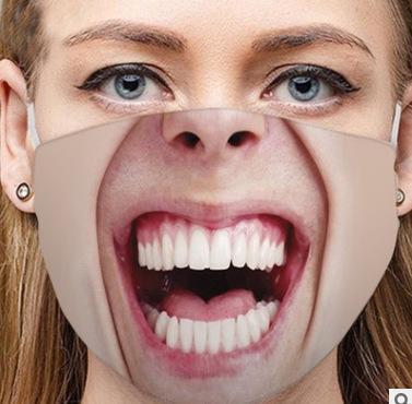 Xew9 50pc Rainbow Print 3 Schichten Maske Abdeckung Einweg-Erwachsenen Masken Anti-Umweltverschmutzung Gesichtsmasken Nicht gewebtes Gesichtsgesicht
