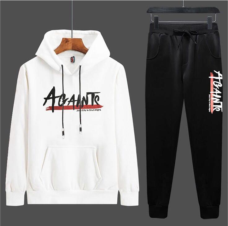Heißer Verkauf sweatsuit Designer Anzug Herbst Winter Pullover Hosen Herrenmode Sweatshirt Pullover Frauen Tennis Sport Anzug Sweat Suit