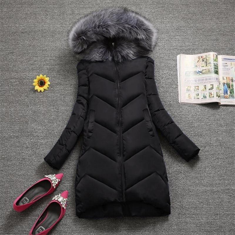프로모션 가격! 큰 모피 2020 새로운 패션 겨울 자켓 여성 다운 파카 여성 플러스 크기 7xl 겨울 코트 여성 따뜻한 겉옷 T200814