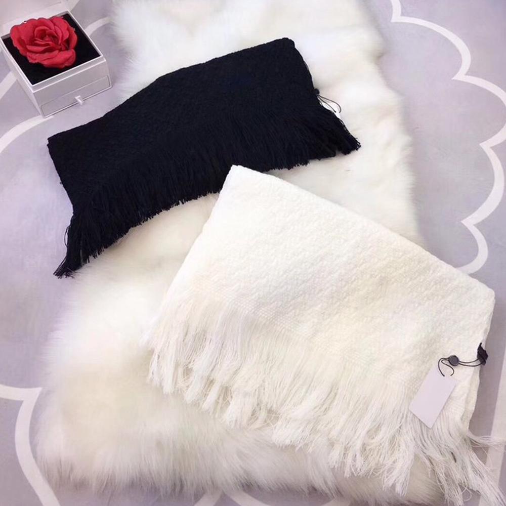 الجملة - الإناث وشاح شال دافئ فاخر أنثى الخريف وشاح الشتاء هو التجميع الجيد من غرفة تكييف الهواء 5 كيلومتر