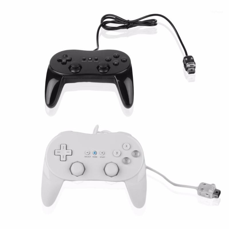 Controladores de jogos Joysticks Clássico Controlador com fio para Wii Joystick Segundo Gen Gamepad Controller1