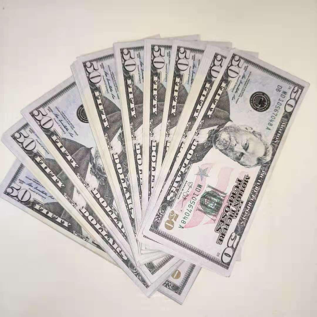 A maioria dos jogos realistas de 50 adereços de 50 adereços de barra de dinheiro de dólares de dinheiro dólares de dólares de fase adulto de dólar adulto raxbk