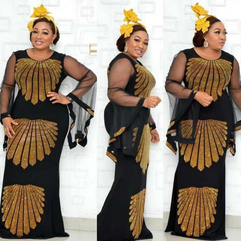 Schwarz Abaya Dubai Türkei Muslim Hijab Kleid 2020 Kaftan Marocain Araber Islamische Kleidung Kimono Femme Musulmane Djellaba