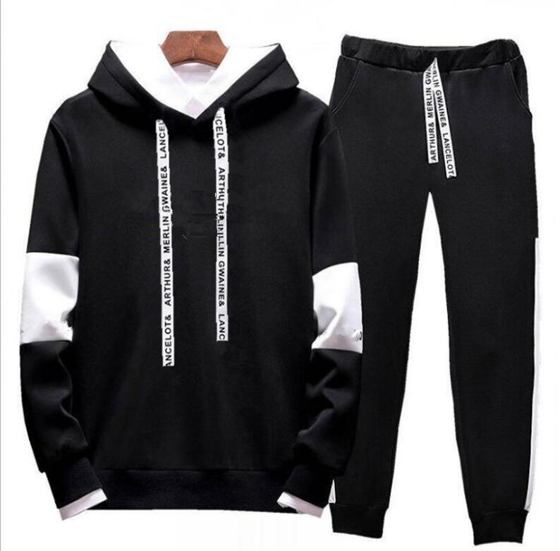 2021 Fashion Designer Tracksuit Primavera Outono Casual Homens e Mulheres Marca Sportswear Mens Tracksuits Alta Qualidade Hoodies Homens Sports Terno