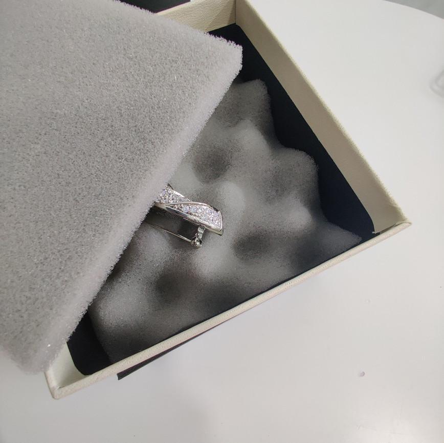 Lusso - Spilla del prodotto Best Selling con diamante Pensione di alta qualità Spilla di alta qualità Spilla di alta qualità per la donna Accessori per accessori moda selvaggio