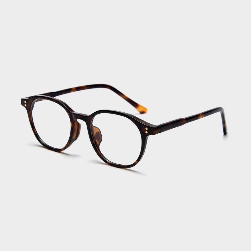 TR90-Platz-Glas-Rahmen Männer Frauen Vintage-transparente freie Brillen Optische Myopie Brillenfassungen Brillen Oculos Gafas