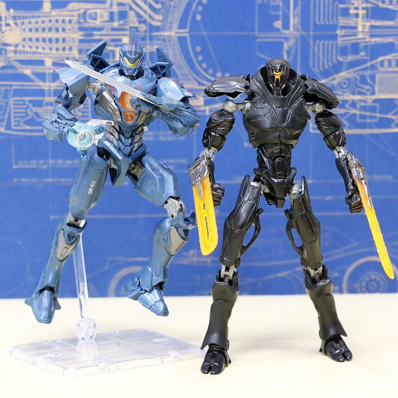 IJU4Hpacific RIM 2 MECHA modello giocattolo regalo Revenge Ranger fatto a mano bambola mobile Obsidian Monster9Kjyu
