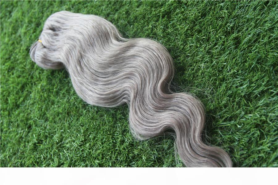 Malesian Body Wave Weave Capelli Tessuti Bundles Malaysiano 100% Capelli umani Tessuti Bundles Non remy 10-30 pollici Annunci vergini non trattati Estensioni dei capelli vergini