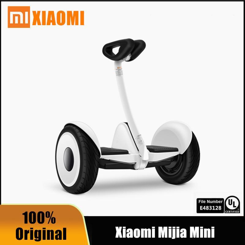 Ninebot original Xiaomi Mijia Mini Sécession Scooter Scooter Two Wheel Smart Smart Electric Scooter Hoverboard Skate Board for Go Kart Kart