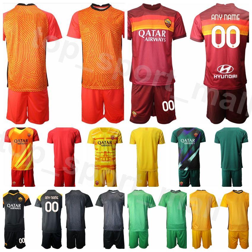 2021 Men AS Roma Goalkeeper GK Goalie Soccer 83 Antonio Mirante ...